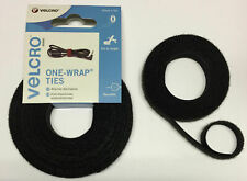 VELCRO® ONE WRAP Hook and Loop Double Sided Strapping / Cable Tie 10mm x 5m