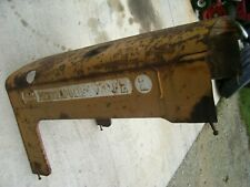 Vintage Minneapolis Moline Z Tractor Hood Assembly As Is 1951