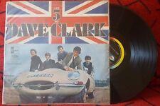 DAVE CLARK FIVE ** Los 5 De...** ORIGINAL & HARD TO FIND Venezuelan PRESS LP
