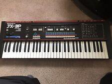 Roland JX-3P Polyphonic Synthesizer, 61 Keys, Tape