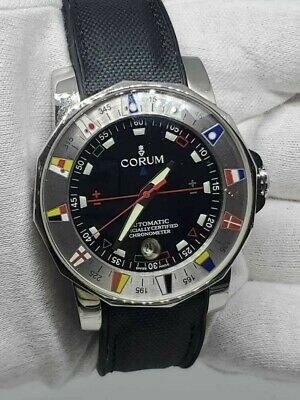 CORUM ADMIRALS CUP 44mm COSC CERTIFIED AUTOMATIC WATCH