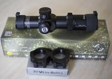 Vector Optics Apophis 1-6x28 Tactical First Focal Plane Rifle Scope FFP 35MM