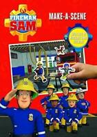 Fireman Sam - Make a Scene Reusable Stickers