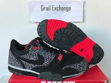 NEW Nike Air Trainer 1 Low ST 637995-001 Safari Infrared Nikelab DS RARE Sz 12