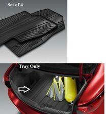 Mazda 6  Mazda Cargo Tray with  All-Weather Floor Mats 2014-2018