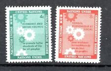 United Nations MNH unmounted mint stamp set A1