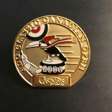 New listing CURLING PIN BDO CLASSIC CANADIAN OPEN 2006 CASINOS OF WINNIPEG