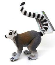 V14 ) Katta Lemur Affe Safari ltd 29222 TOP FIGUR ! handbemalt Tierfiguren