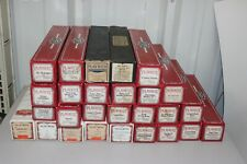 Vintage Play-Rite Player Piano Roll Lot (27)