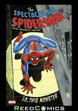 SPECTACULAR SPIDER-MAN LO THIS MONSTER GRAPHIC NOVEL Collects 2 Part 1968 Series