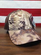 Kryptek Punisher Hat Highlander Brown Moisture Wicking Punisher Hat Cap