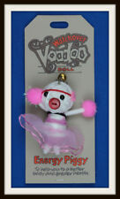 ENERGY PIGGY ~ CHEERLEADER PIG ~ WATCHOVER VOODOO DOLL ~ HANDMADE KEYRING