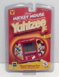 Disney's Mickey Mouse Yahtzee Jr.