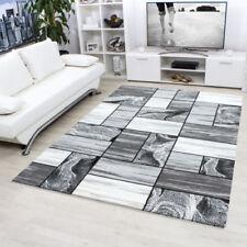 Alfombras rectangulares acrílico color principal gris