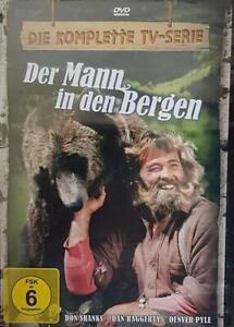 Der Mann in den Bergen - Die komplette TV-Serie (6DVD Box)