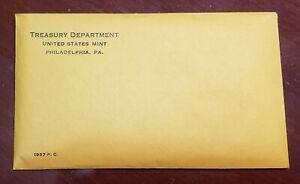 1957 US Mint Proof Set **Rare** UNOPENED UNSEARCHED Original Envelope