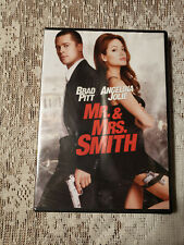 Mr. and Mrs. Smith (Dvd, 2014) New - Sealed