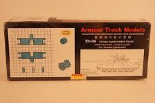 Armour Track Models 1:35 Workable Rubber Tracks for Chinese Type 98 Tank #TK04U