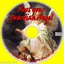 GUIDED MEDITATION MEET WITH YOUR GUARDIAN ANGELS AUDIO SPIRITUAL HEALING NEW CD