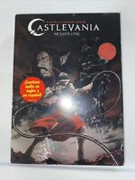 CASTLEVANIA: SEASON 1 BRAND NEW DVD! NETFLIX ORIGINAL