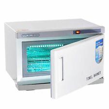 2 in 1 Hot Towel Warmer Cabinet 16L Uv Sterilizer Spa Beauty Salon Equipment