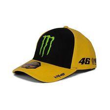 Valentino Rossi Monster Yamaha Yellow Cap