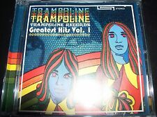 Trampoline Records - Greatest Hits Vol. 1 Various CD – Like New