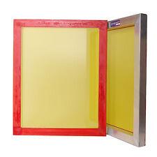Aluminium Silk Screen 120T mesh, printing frame print A3
