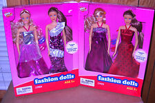 "#1194 NRFB Play Right 2 - 2 Pack 11 1/2"" Fashion Dolls"