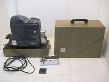 OLD VINTAGE LA BELLE 55 AUTOMATIC PICTURES SLIDE PROJECTOR WORKS
