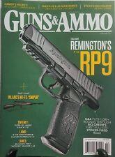 Guns & Ammo February 2017 Remington's RP9 Kimber Micro 9 Glock FREE SHIPPING sb