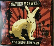 White Rabbit [Digipak] by Nathen Maxwell(Of Flogging Molly)(CD, Sep-2009)