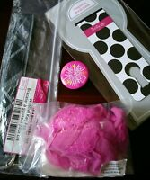 Thirty One -key fob- Gift Set - Bundle Of 4 Items. Spotty Pick Me Plaid