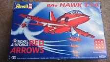 REVELL 1/32 BAE Hawk T.1A RED ARROWS *** Tempo Finale inserzione ***