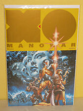 X-O MANOWAR SOLDIER #1 - Rare Gold Variant - MATT KINDT - Valiant - GIORELLO