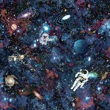INTERGALACTIC SPACE WALLPAPER - HOLDEN DECOR 12500 NEW OUTER