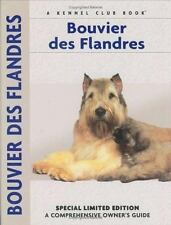 Owner's Guide: Bouvier des Flandres Puppy Dog Illustrated Hardcover New