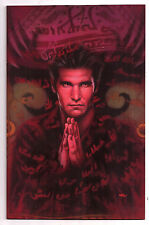 Angel After the Fall 1 NM+ RI Virgin Variant IDW Comic Tony Harris Incentive '08