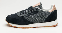 REEBOK CL LEATHER EBK MENS SHOES CLASSIC BLACK/STARK GRY/SAND STN BS6236