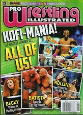 PRO Wrestling Illustrated   August 2019