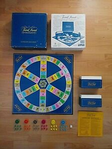 Trivial Pursuit Mastergame - Genus Edition Board Game - 1983 - Complete
