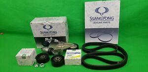 GENUINE SSANGYONG STAVIC MPV 2.0 L & 2.7 L TD AUTO BELT TENSIONER SERVICE KIT