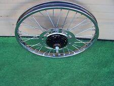 BICYCLE  WHEEL 20 X 1.75/ 2.125 W/5 SPEED F/W FITS VNTG SCHWINN KRATE & OTHERS