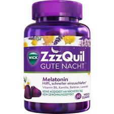 WICK ZzzQuil Gute Nacht 60 St PZN 16894643