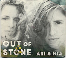 Ari & Mia Friedman - Out of Stone (CD, Jul-2015) New And Sealed!