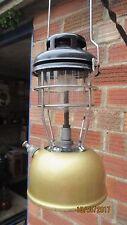 TILLEY  LAMP gold  PARAFFIN LAMP PRESSURE LAMP