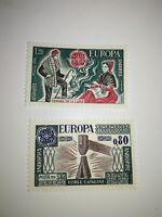 timbres  EUROPA  1976 neuf sans charniere cote 14 euros