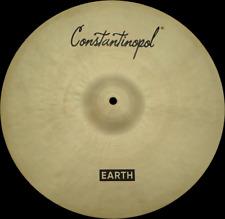 "Constantinopol EARTH CRASH 16"" - B20 Bronze - Handmade Turkish Cymbals"