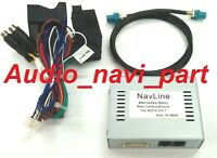 Mercedes-Benz 2012y~ W212/218/207 ,E/CLS NTG4.5/4.7 backup camera interface