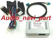 Mercedes-Benz New W212/218/207/204 C/E/CLS NTG4.5,audio20 RVC module with camera